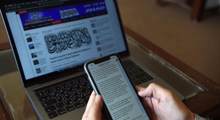 استفاده طالبان از شبکه های اجتماعی