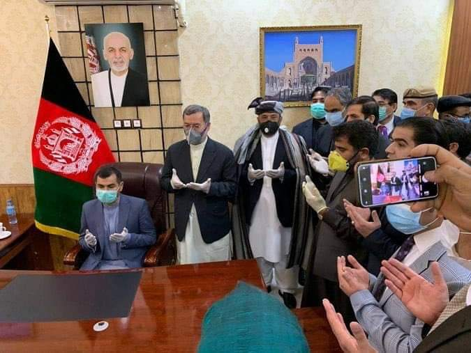 New governor of Herat province